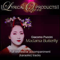 Lyrical Opera Products | $2 97 each - Madama Butterfly full